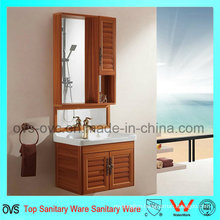 Aluminum Vanity with Mirror for Bathroom Cabinet