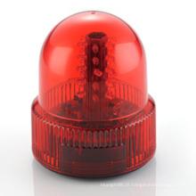 Farol de lâmpada Halogéneo LED (vermelho HL-105)
