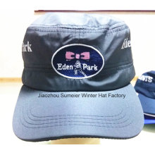 Chapéu alto liso barato da alta qualidade bonés bordados