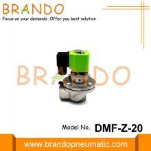 Válvula Solenóide de Alumínio de Pulso G3 / 4 '' DMF-Z-20 '
