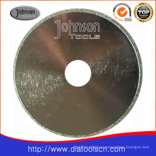 Od150mm Electroplated Circular Saw Blade for Marble Cutting