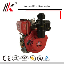 5.8KW/7.9HP AIR-COOLED SINGLE CYLINDER SMALL DIESEL ENGINE FACTORY PRICE