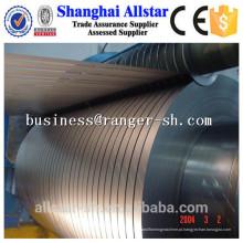 Máquina de corte de bobina de aço, alta velocidade e alta precisão