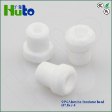[HUTO CERAMIC] 96% Alimina high voltage electrical ceramic insulators
