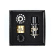Twisted Messes Rda E-Cigarette Atomizer pour vapeur avec kit (ES-AT-108)