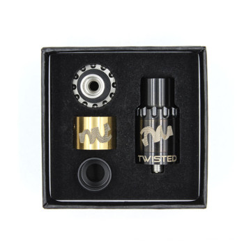 Twisted Messes Rda E-Cigarette Atomizer for Vapor with Kit (ES-AT-108)