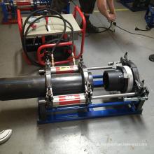Máquina de soldadura quente do derretimento da tubulação do HDPE de 50-160mm