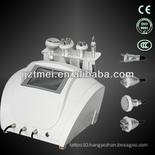 ultrasound cavitation machine with multipolar rf CE approval