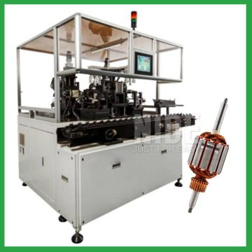 High automation rotor balancing machine