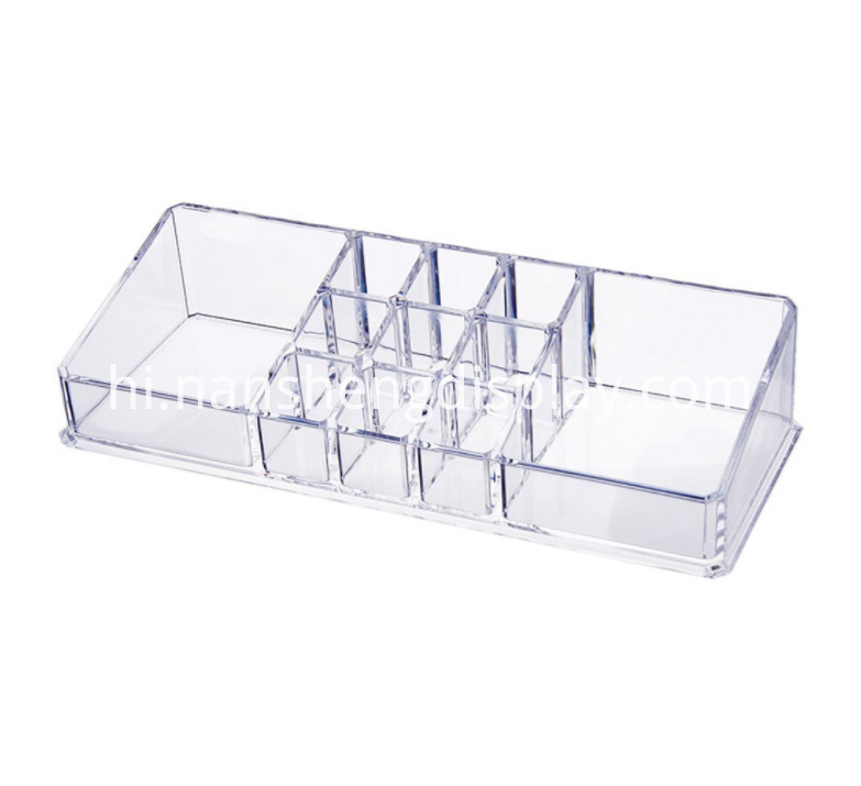 Cosmetic Organizer Three Trays