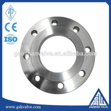 ANSI carbon steel slip on raised face flange