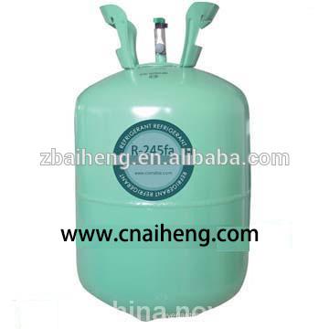 Novo gás refrigerante pentafluoropropano R245fa
