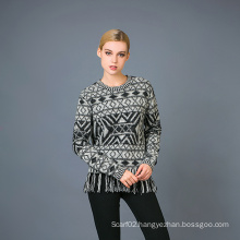 Lady′s Fashion Sweater 17brpv009