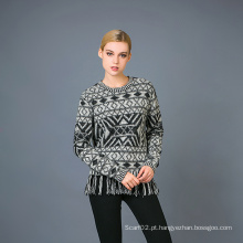 Lady's Fashion Sweater 17brpv009