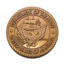 United States Army Commemorative Challenge Coins