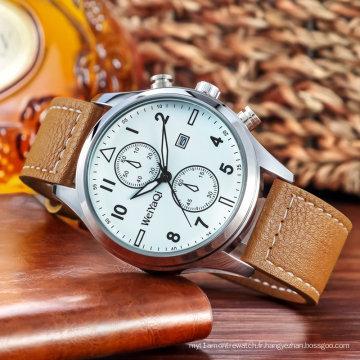 Mode homme montre-bracelet Weiyaqi