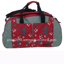 Beliebte Polyester Sport Reise Gym Fitness Schulter Duffle Bag