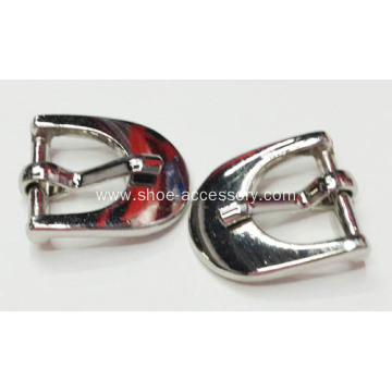 Single D Pin Buckles, Shoe Pin Buckles