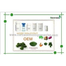 Safe & Natural Slim Oem Capsule For Weight Loss With Weight Loss Diet Pills Logo & Label