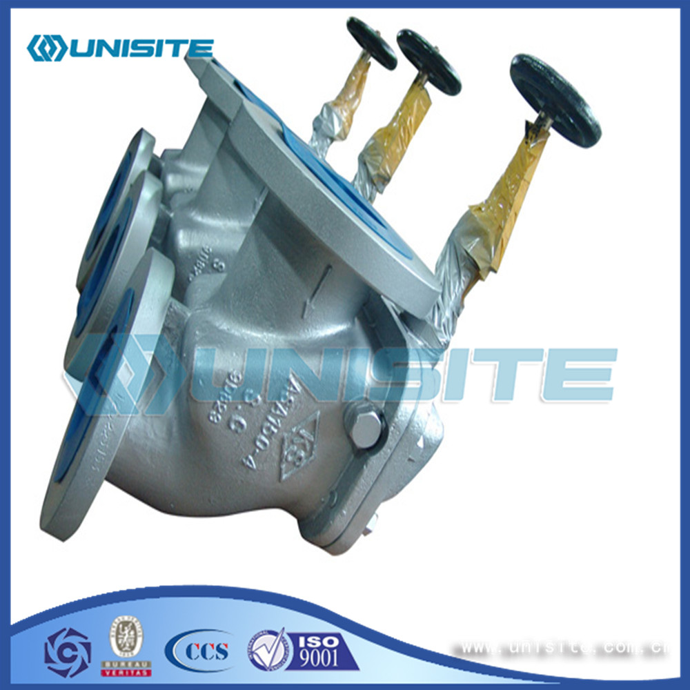 Steel Valves Body Assembly