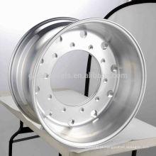 Roda de alumínio forjado para caminhão ou ônibus 22.5X9.00,22.5x8.25