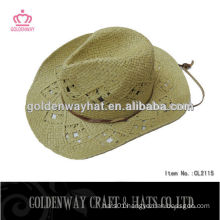 straw cowboy hard hat/paper cowboy hats