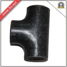 ANSI B 16,9 CS A234 / A105 Schwarz Nahtlose Gleichen T-stück (YZF-L112)