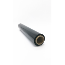 2 inch black  translucent stretch film roll
