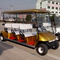 Chariot de golf essence 6 places