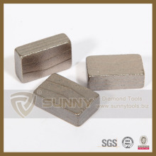 Длинные алмазные сегменты для мраморного гранитного камня