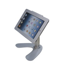 IPAD desktop stand tabletop anti-theft with lock