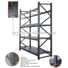 Ce Steel Pipe Storage Rack for Warehouse with 4 Layers