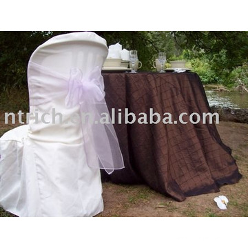 chair covers,polyester chair covers,conference chair covers,sashes