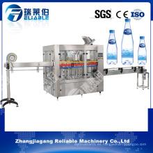 Equipo de embotellado de agua mineral automático de pequeño tamaño