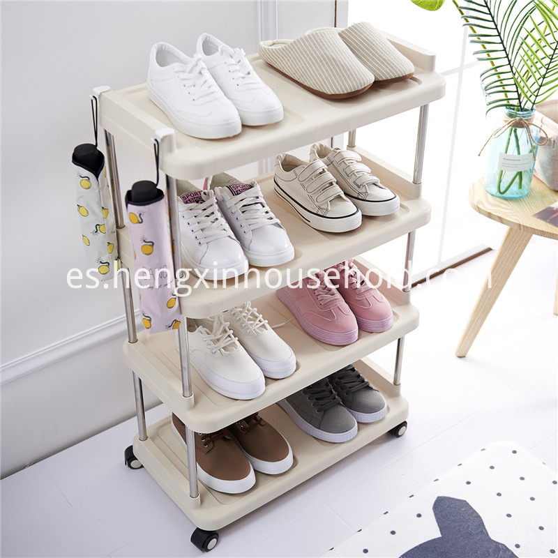 Waterproof Shoe Rack