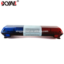 118W Police Warning LED Light bar with control boxes Flashing beacon light bar