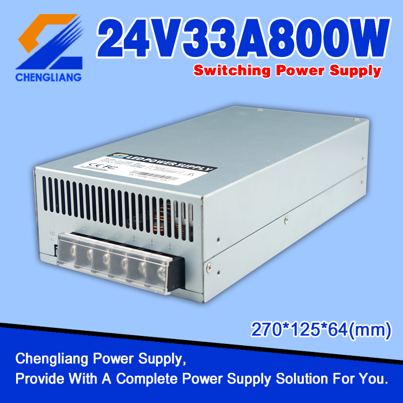 24V 800W Converter For Industrial Machine