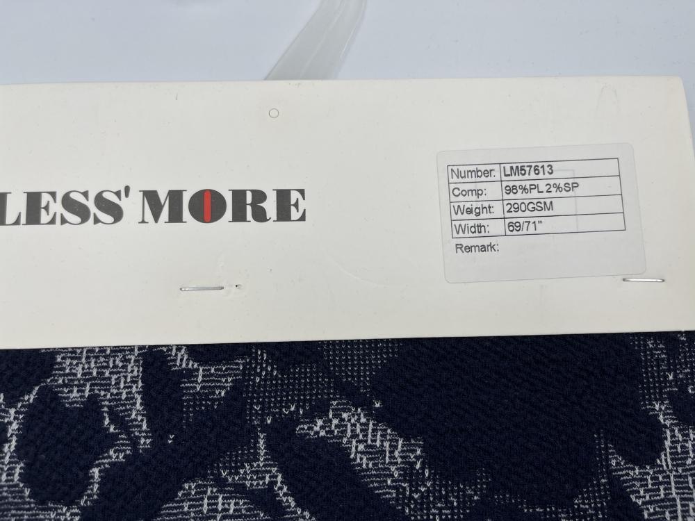290GSM Jacquard Fabric