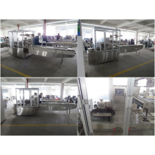 High efficiency automatic candy wrapper pillow candy packing packaging machine