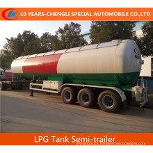 Clw 2016 New LPG Tanker Semi Trailer for Sale