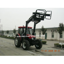 Bale Clamp in farm implements