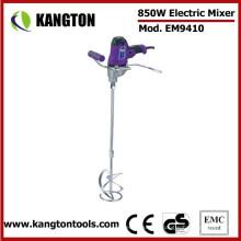 Máquina de broca de mistura de broca 850W mão de misturador elétrico