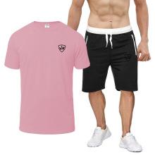 Camisetas de manga corta y pantalones cortos Summer Activewear