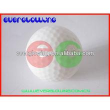venta caliente CALIENTE LED multicolor de las pelotas de golf 2016