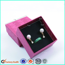 Top Grade Smycken Earring Box Package