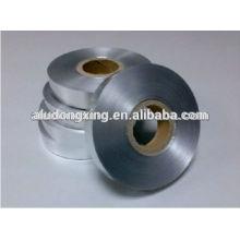 Feuillet en aluminium plaqué