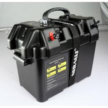 Caixas de bateria para baterias automotivas e marítimas