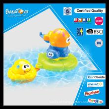 Brinquedo de água brinquedos de plástico de banho de animais brinquedos de chuveiro crianças