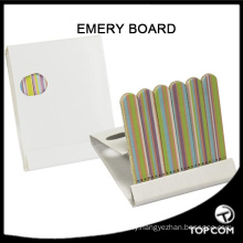 disposable emery board, nail file emery board