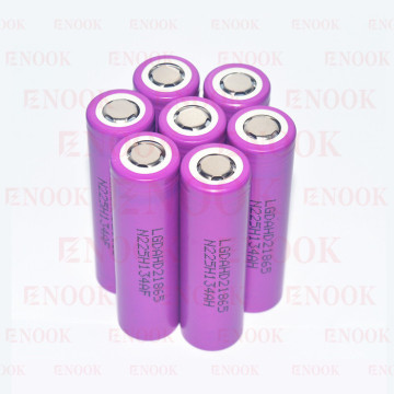 Konkurencyjne ceny 18650 Akumulator LG HD2 20A